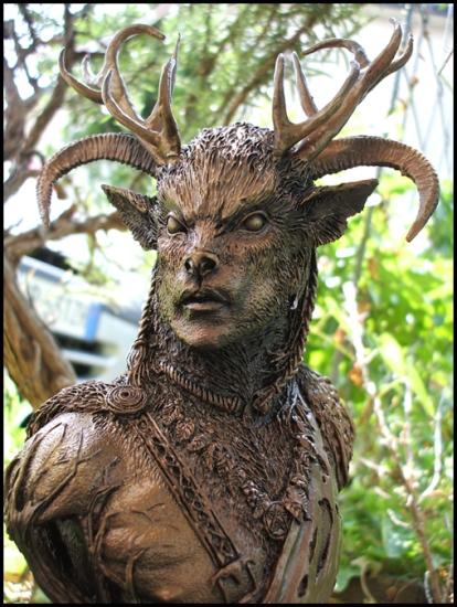 """Cernunnos"" by Neil Sims"