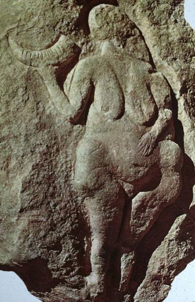 Paleolithic Venus of Laussel