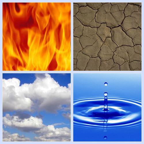 fire-water-earth-air-dosha