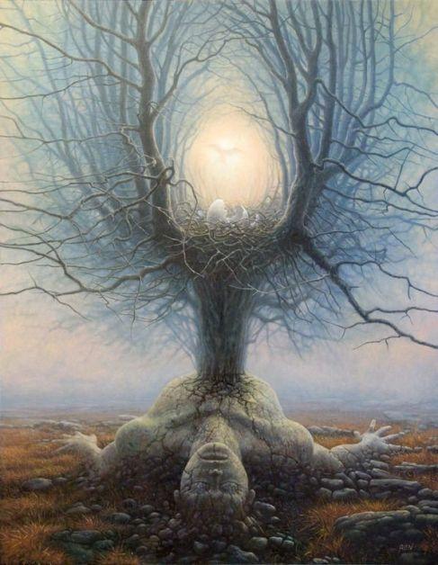 """""""Reborn"""" by Tomasz Alen Kopera"""